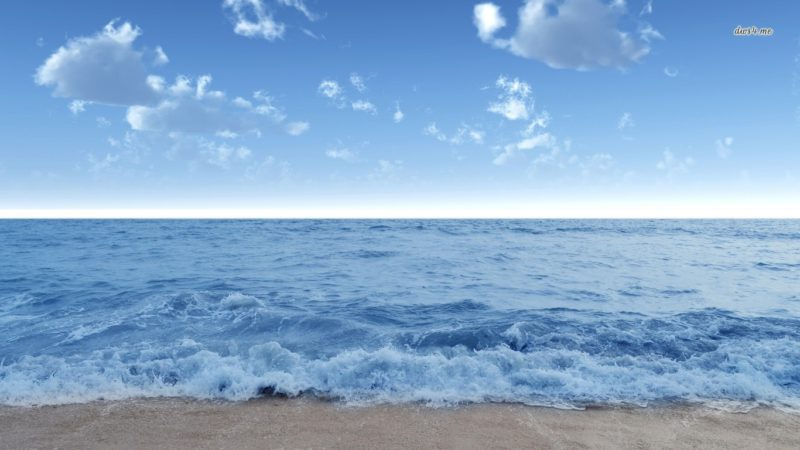 39969-waves-on-sandy-beach-1366x768-beach-wallpaper