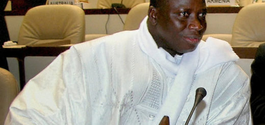 gambia_president_yahya_jammeh_insert_courtesy_iisd_slash_earth_negotiations_bulletin